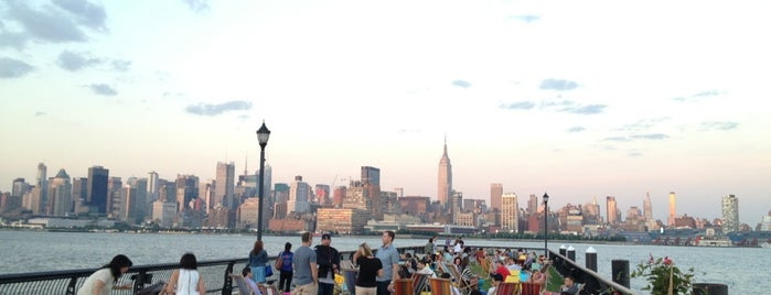 Pier 13 - P13R is one of NYC Summer Spots.
