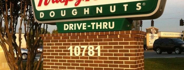 Krispy Kreme Doughnuts is one of ATL.