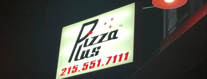 Pizza Plus is one of Philadelphia Food & Drink.