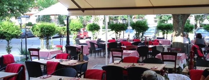 Non Solo Pizza E Vino is one of Lugares guardados de Matthias.