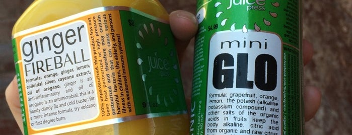 Juice Press is one of OJ (Organic Juice) - NY airbnb.