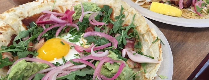 Taste Kitchen is one of Eater's Mexican Food in the Central Valley.