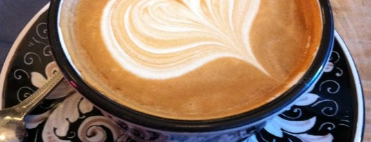 La Colombe Coffee Roasters is one of NYC.