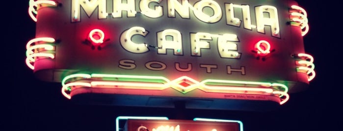 Magnolia Cafe South is one of SXSW 2013.