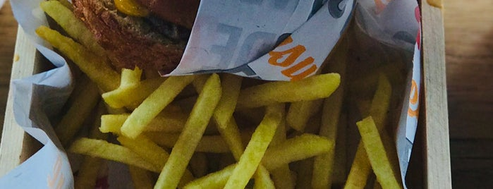 Burger X is one of Yemek 2.