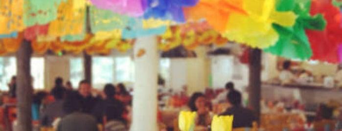 Quesadillas desierto de los leones is one of สถานที่ที่ David ถูกใจ.