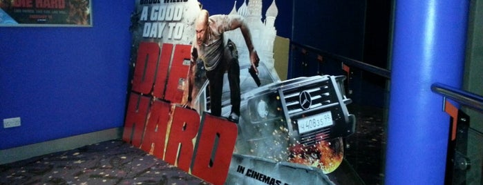Cineworld is one of Orte, die Ash gefallen.