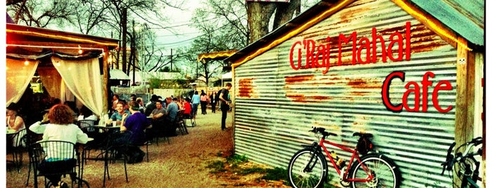 G'Raj Mahal Cafe is one of SXSW 2019.