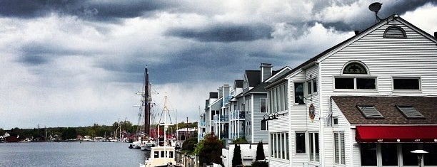 Mystic Seaport is one of 101 Places to Take Your Family in the U.S..