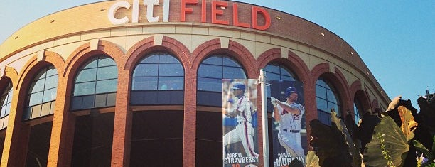 Citi Field is one of Queens.
