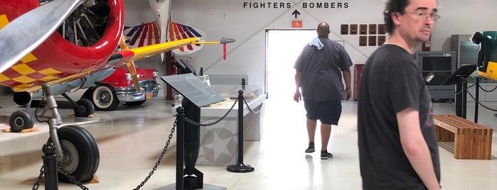 Cavanaugh Flight Museum is one of Posti che sono piaciuti a Paul.