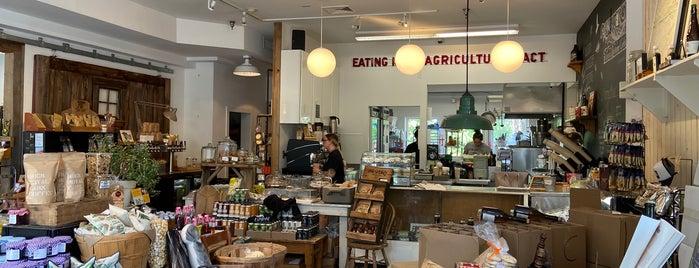 Main Street Farm, Market Cafe is one of Upstate NY To Do.