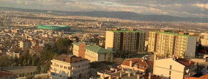 The Berussa Hotel is one of Murat karacim: сохраненные места.