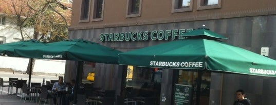 Starbucks is one of İstanblue.