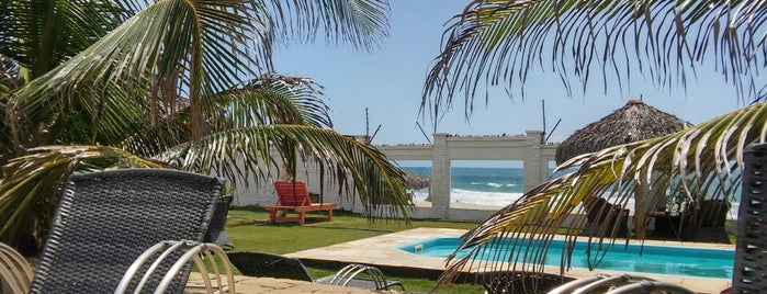 Villa da Praia is one of Hotels I checked in worldwide.