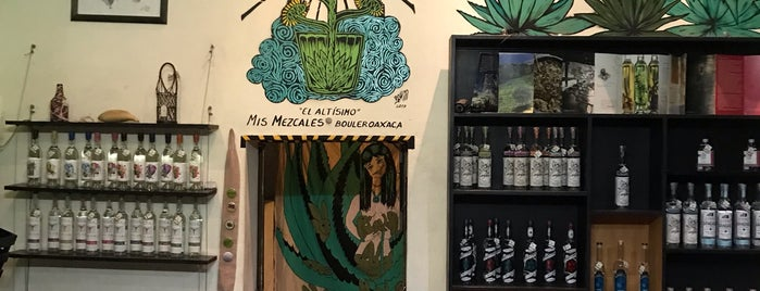 MisMezcales is one of Lieux qui ont plu à Jorge.