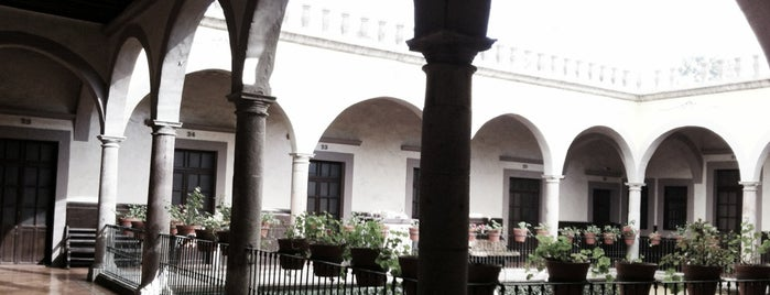 Hotel Hidalgo is one of Queretaro.