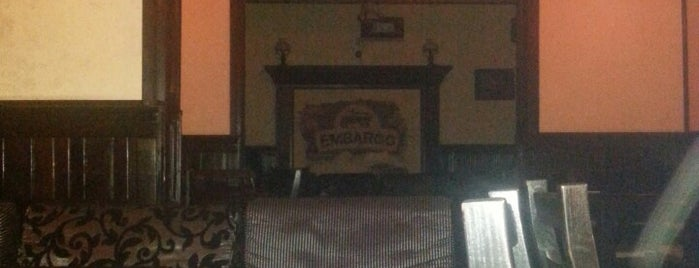 Embargo is one of Spots to check out.