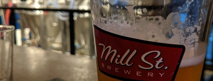Bier Market & Mill Street Brewpub is one of Visiting Canada (Someday).