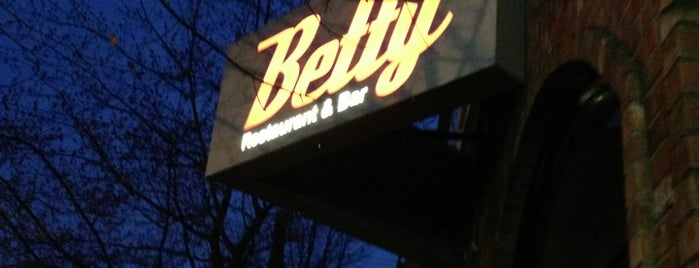 Betty is one of Seattle Must Eats + Sights.
