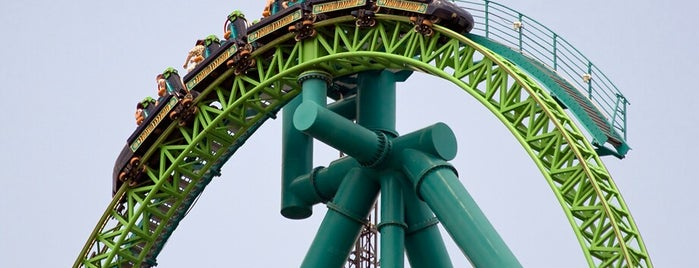 Kingda Ka is one of USA #4sq365us.