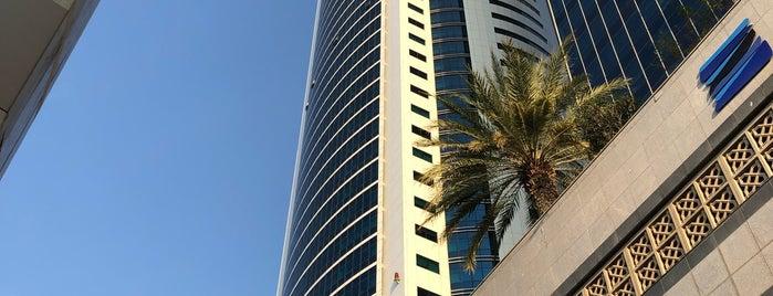 Tamani Marina Hotel and Hotel Apartments is one of สถานที่ที่ Alfredo ถูกใจ.