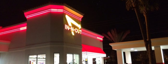 In-N-Out Burger is one of When we move to Austin.