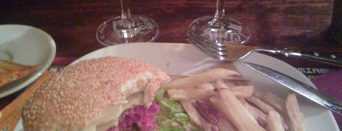 Baladin is one of Hamburger.