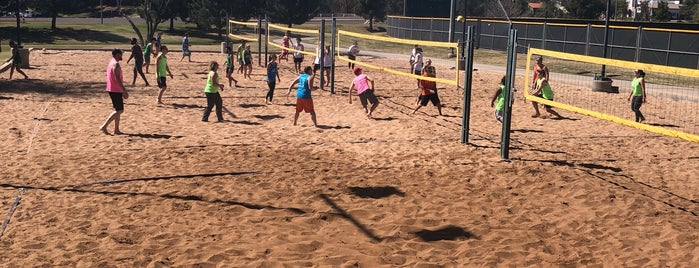 Indian School Park: Volleyball Courts is one of Usual Suspects.