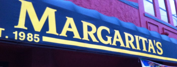 Margarita's is one of Marty mar always love and thanks.
