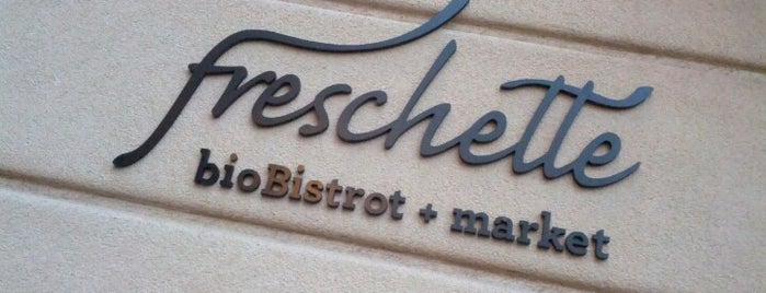Freschette is one of Tempat yang Disimpan Giulio.