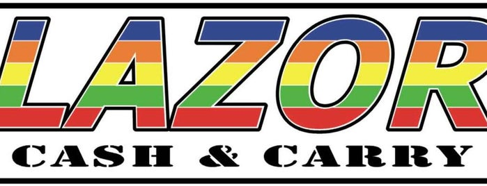 Lazor Cash & Carry is one of Teneriffa 2014.