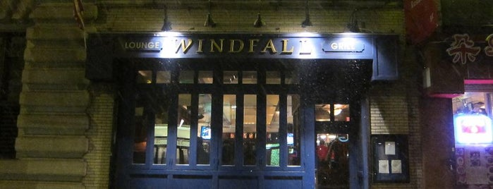 Windfall Restaurant is one of NYC.