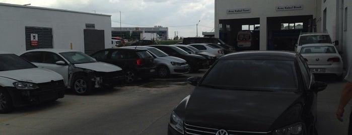 Volkswagen Mercan Otomotiv is one of Edirne.