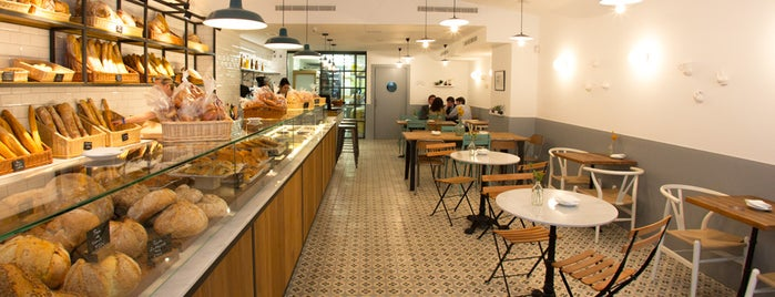 Miga Bakery is one of Madrid FoodDrink.