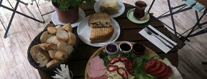 Fesleğen Cafe & Kahvaltı is one of Gespeicherte Orte von Ahmet.