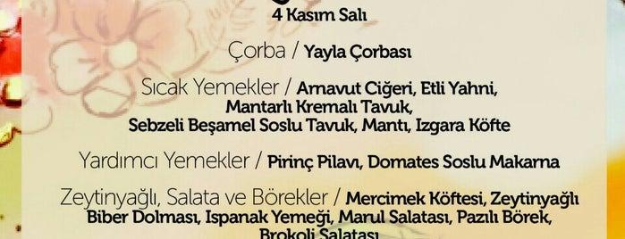 Madame Rosa Ev Yemekleri is one of İzmir.