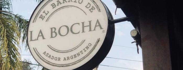 La Bocha is one of Cuernavaca.