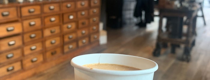 Le Labo Cafe is one of Brooklyn.