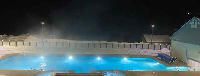 Killington Grand Resort Hotel is one of Posti che sono piaciuti a Mariann.