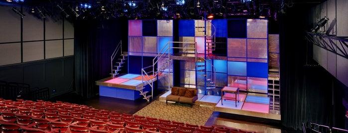 Roberts Studio Theatre at the Calderwood Pavilion at the BCA is one of Lugares favoritos de John.