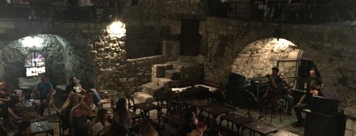 Kale Burç Cafe Bar is one of Tempat yang Disukai Çağatay.