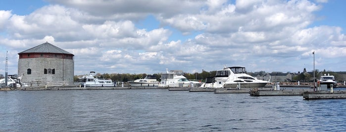 Kingston Waterfront Downtown is one of NYC-Toronto 2018.
