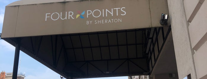 Four Points by Sheraton Hotel & Suites is one of International Places to Visit.