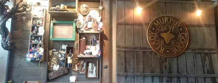 Murphy-Goode Tasting Room is one of Locais curtidos por Morgan.