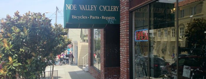 Noe Valley Cyclery is one of Bicycles.