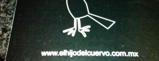 El Hijo del Cuervo is one of Mis Sitios Favoritos.