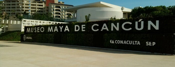 Museo Maya de Cancún is one of Cancun.