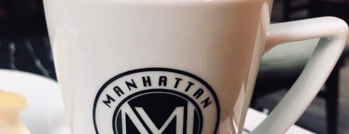 Manhattan Coffee is one of Ferhat : понравившиеся места.