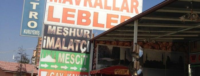 Mavrallar Leblebi is one of Yunus'un Beğendiği Mekanlar.